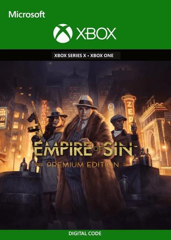 Empire of Sin - Premium Edition XBOX LIVE Key GLOBAL
