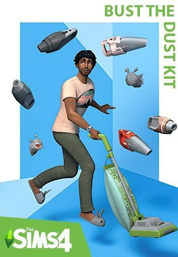 The Sims 4 Bust the Dust Kit (DLC) Origin Key GLOBAL