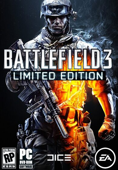 Battlefield 3 (Limited Edition incl. Back to Karkand) Origin Key GLOBAL