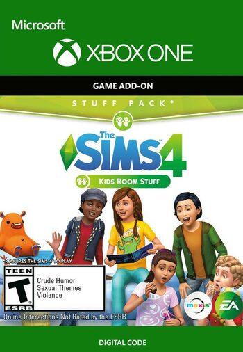 The Sims 4: Kids Room Stuff  (DLC) (Xbox One) Xbox Live Key UNITED STATES