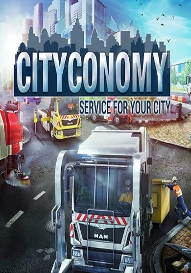 CITYCONOMY: Service for your City (CZ/PL)  Steam Key EUROPE