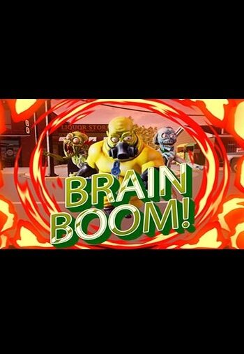 Brain Boom Steam Key GLOBAL