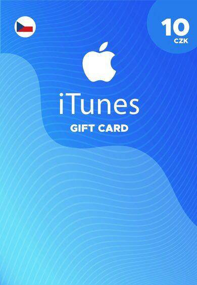 Apple iTunes Gift Card 10 CZK iTunes Key CZECH REPUBLIC