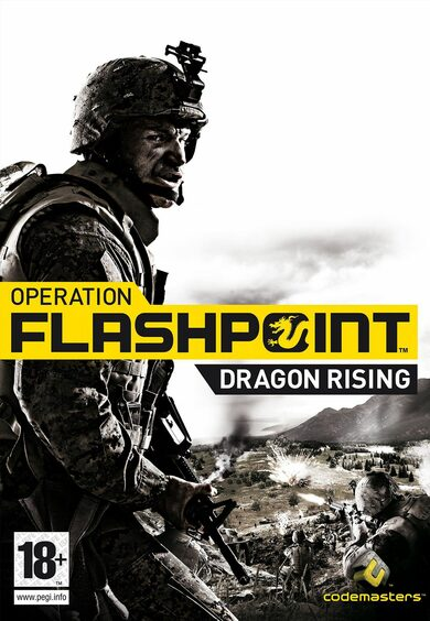 Operation Flashpoint: Dragon Rising Steam Key GLOBAL фото