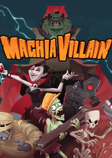MachiaVillain Steam Key GLOBAL