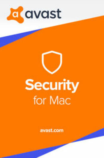 Avast Security Pro for Mac 3 Devices 1 Year Avast Key GLOBAL