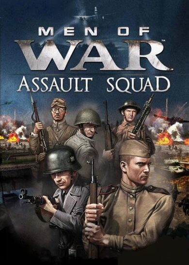 Men of War: Assault Squad Steam Key GLOBAL