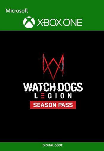 Watch Dogs: Legion - Season Pass (DLC) (Xbox One) Xbox Live Key GLOBAL