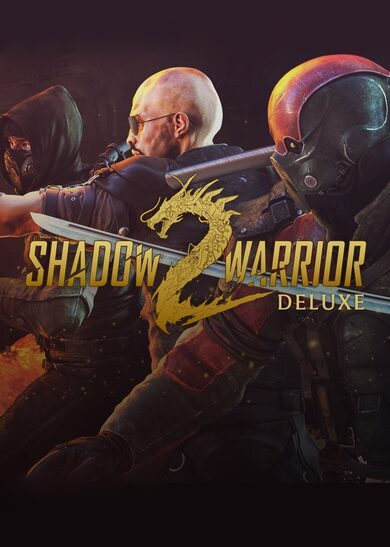 Shadow Warrior 2 (Deluxe Edition) Gog.com Key GLOBAL