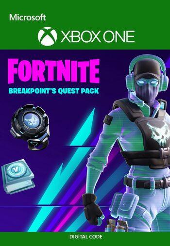 Fortnite - Breakpoint's Quest Pack + 1000 V-Bucks Challenge XBOX LIVE Key UNITED STATES