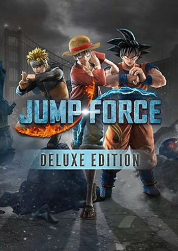 Jump Force (Deluxe Edition) (Nintendo Switch) eShop Key EUROPE