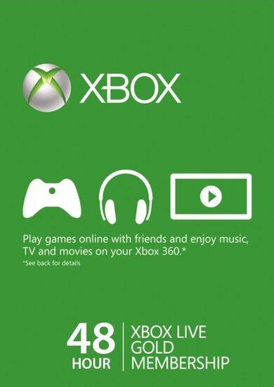Xbox Live Gold 48-hour TRIAL Xbox Live Key GLOBAL фото