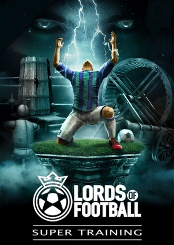 Lords of Football + Super Training (DLC) Steam Key EUROPE