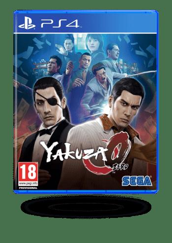 Yakuza 0 PlayStation 4