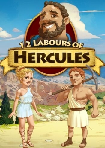 12 Labours of Hercules Steam Key EUROPE