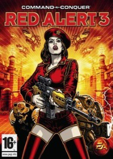 Command & Conquer: Red Alert 3 Origin Key GLOBAL