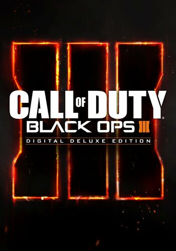 Call of Duty: Black Ops 3 - Digital Deluxe Edition Steam Key GLOBAL
