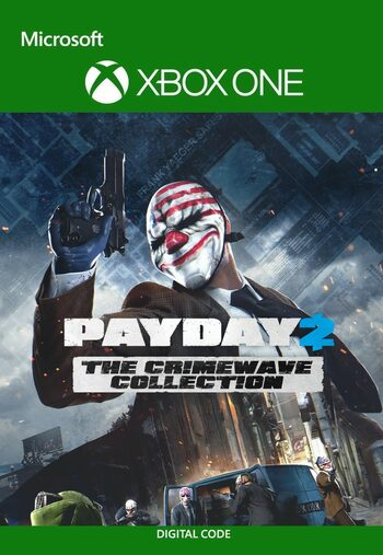 PAYDAY 2: The Crimewave Collection (DLC) XBOX LIVE Key UNITED STATES