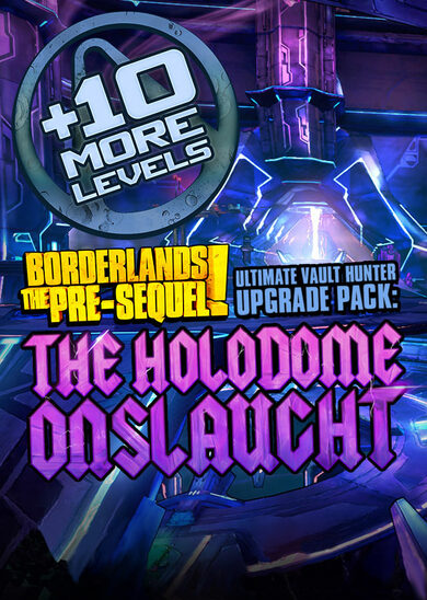 Borderlands: The Pre-Sequel - Ultimate Vault Hunter Upgrade Pack: The Holodome Onslaught (DLC) Steam Key EUROPE