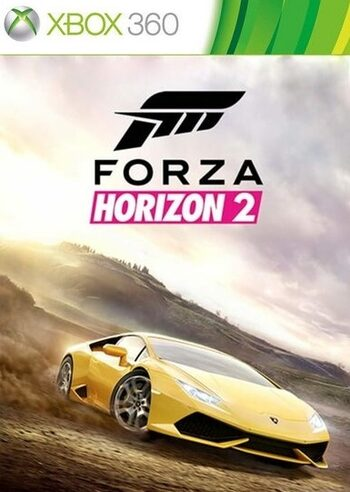 Forza Horizon 2 - Xbox 360 Xbox Live Key EUROPE