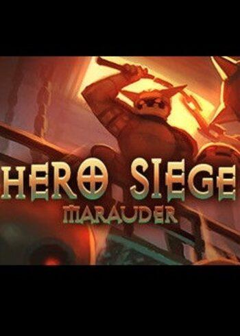 Hero Siege - Class - Marauder (DLC) Steam Key GLOBAL