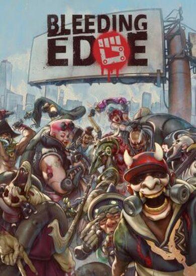 Bleeding Edge Steam Key EUROPE