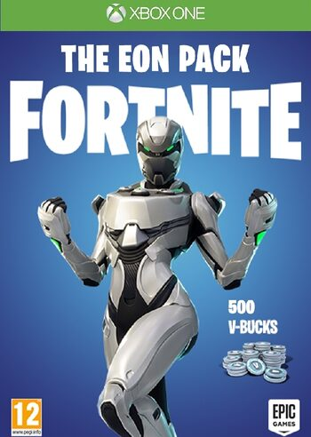Fortnite: Eon Bundle + 500 V-Bucks (Xbox One) Xbox Live Key UNITED STATES