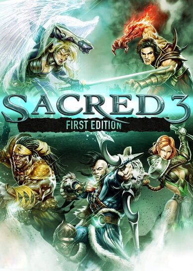 Sacred 3 (First Edition) Steam Key EUROPE