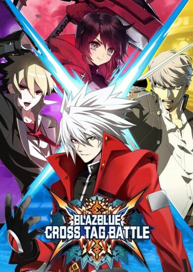BlazBlue: Cross Tag Battle Steam Key GLOBAL