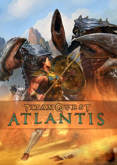 Titan Quest: Atlantis (DLC) Steam Key GLOBAL
