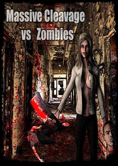 Massive Cleavage vs Zombies (Awesome Edition) Steam Key GLOBAL