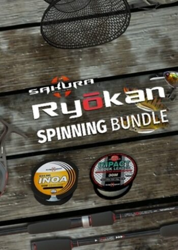 Professional Fishing: Sakura Ryokan Spinning (DLC) (PC) Steam Key GLOBAL