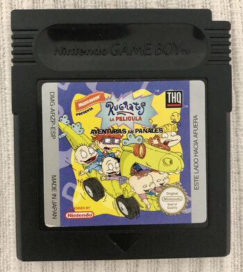 The Rugrats Movie Game Boy