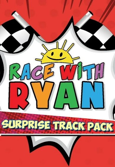 Race with Ryan - Surprise Track Pack (DLC) Steam Key GLOBAL