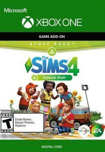 The Sims 4: Toddler Stuff (DLC) (Xbox One) Xbox Live Key UNITED STATES