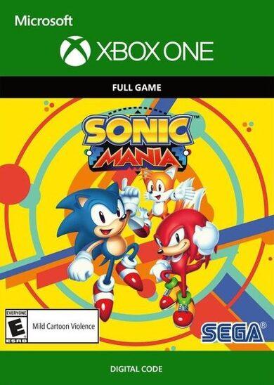 Sonic Mania (Xbox One) Xbox Live Key UNITED STATES