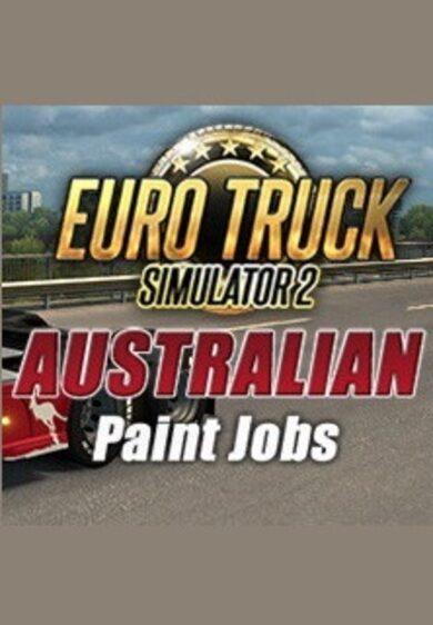 Euro Truck Simulator 2 - Australian Paint Jobs Pack (DLC) Steam Key GLOBAL