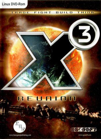 X3: Reunion Steam Key GLOBAL