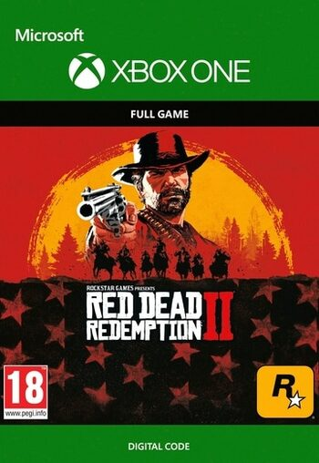 Red Dead Redemption 2 (Xbox One) Xbox Live Clave GLOBAL