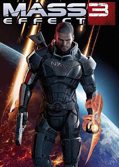 Mass Effect 3 - M55 Argus Assault Rifle (DLC) Origin Key GLOBAL