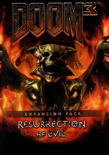 Doom 3: Resurrection of Evil (DLC) Steam Key EUROPE