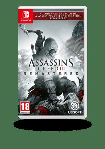 Assassin's Creed III: Remastered Nintendo Switch