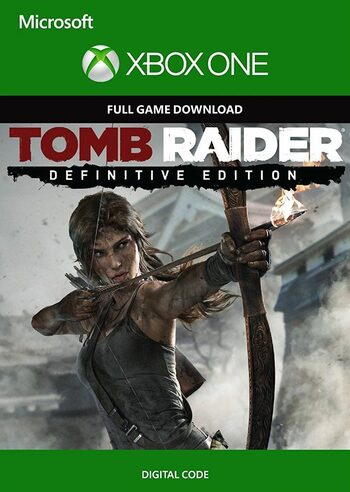 Tomb Raider: Definitive Edition (Xbox One) Xbox Live Key UNITED STATES