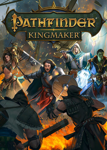 Pathfinder: Kingmaker (Explorer Edition) Steam Key GLOBAL