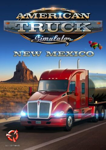 American Truck Simulator: New Mexico (DLC) Steam Key GLOBAL