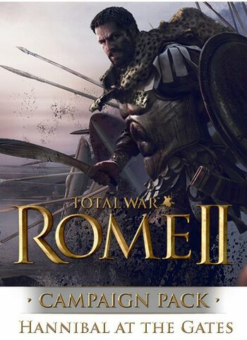 Total War: Rome II  - Hannibal at the Gates (DLC ) Steam Key GLOBAL