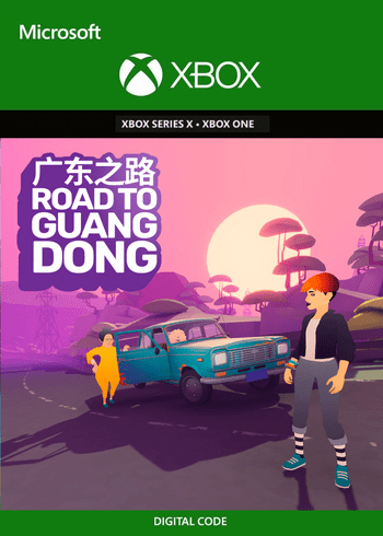 Road to Guangdong XBOX LIVE Key GLOBAL