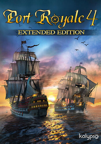Port Royale 4 - Extended Edition Steam Key GLOBAL