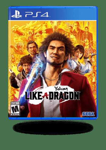 Yakuza: Like a Dragon PlayStation 4
