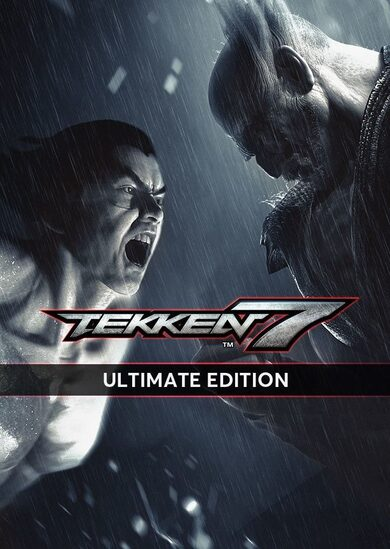 Tekken 7 - Ultimate Edition Steam Key GLOBAL